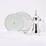 Florentine Platinum Dinnerware (Special Order)