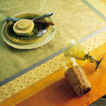Isaphire Cuivre Table Linens | Gracious Style
