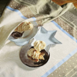 Isaphire Opaline Table Linens