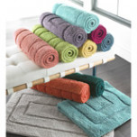 Kassadesign Brights Bath Rugs