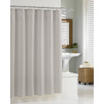 Hotel Shower Curtain 72x72 - Grey