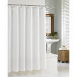 Hotel Shower Curtain 72x72 - White