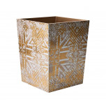 Distressed Champagne Bath Accessories | Gracious Style