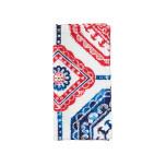 Bandana White/Red/Navy Napkin | Gracious Style
