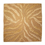 Zebra Gold Placemats | Gracious Style