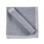 Frascati Table Linens Gray