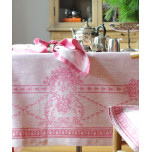 French Melody Pink Table Linens | Gracious Style
