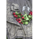 Paisley Black/Chocolate Table Linens | Gracious Style
