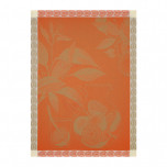 Eaux D'agrumes Orange 24 X 31 In Tea Towel