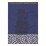 Au Fourneau Purple Tea Towel 24 X 31 In