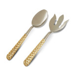 Braid Gold 11.5 in Serving Set   Gracious Style