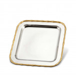 Evoca Square Platter 10 in