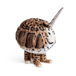Haas Cloud Leopard Vessel - Limited Edition of 15 (Special Order) | Gracious Style