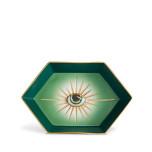 Lito Eye Hexagon Tray