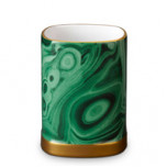 Malachite Pencil Cup | Gracious Style