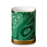 Malachite Pencil Cup | Gracious Style