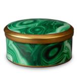 Malachite Round Box | Gracious Style