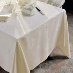 Mille Eclats Chocolat Blanc Table Linens
