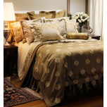 Nightingale Bedding Embroidered | Gracious Style