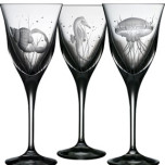 Pacifica Clear Stemware | Gracious Style