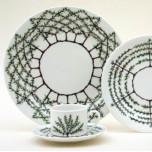 Charlotte Moss Espalier Dinnerware | Gracious Style