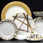 Pickard China Kelly Wearstler Mulholland Dinnerware