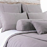 Louwie Grey Stone Bed Linens