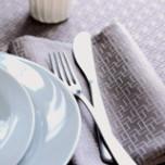 Puzzle Zinc Easy Care Table Linens