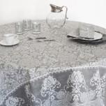 Grand Soir Dark Grey Table Linens