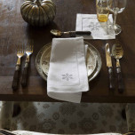 Frost Table Linens