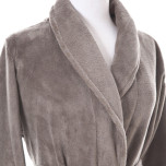 Sheepy Fleece Pebble Robe Grande
