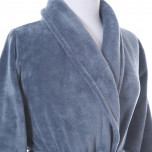 Sheepy Fleece Twilight Bathrobe