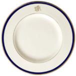 Signature Monogram Blue Dinnerware | Gracious Style