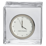 Woodbury Clock in Gift Box