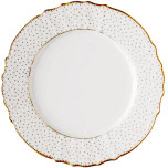 Simply Anna Polka Gold Dinnerware