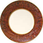 Tortoise Gold Finition Dinnerware | Gracious Style