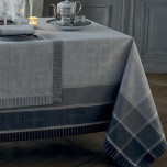 Tuileries Argent Easy Care Table Linens