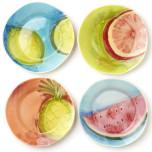 Sara's Fresh Fruit Dinnerware   Gracious Style
