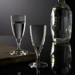 Elegance Vodka Glass Pair