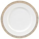 Vera Wang Gilded Weave Dinnerware | Gracious Style