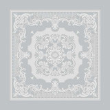 Beauregard Galet Napkin Square 22 in