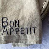 Bon Appetit Linen Napkins