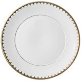 Aegean Filet Gold Dinnerware