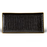 Crocodile Rectangular Tray 12 x 6 in