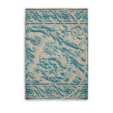 Fortuny Runner Farnese Blue 90 x 16 in