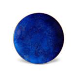 Lapis Round Platter 18 in
