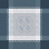 Bagatelle Flanelle Napkin Square 21 in