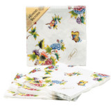 Queen Victoria Paper Napkins Pack Of 20