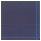 Two-Colored Napkin Prusse/Blue Color 33