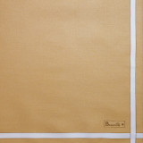 Two-Colored Napkin Beige/Linen Color 43